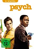 Psych - Staffel 4 (4 DVDs)