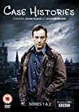 Case Histories - Series 1+2 (4 DVDs)