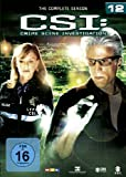 CSI: Crime Scene Investigation - Season 12 (6 DVDs)
