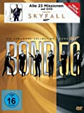 Top Angebot James Bond 007: Die Jubiläums-Collection inkl. Skyfall [DVD]