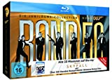 Top Angebot James Bond 007: Die Jubiläums-Collection inkl. Skyfall (24 Discs) [Blu-ray]