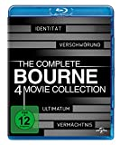 (1-4) The Complete Bourne Collection [Blu-ray]