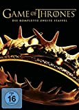 Top Angebot Game of Thrones - Die komplette zweite Staffel [DVD]