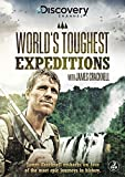 World's Toughest Expeditions with James Cracknell (3 DVDs)