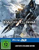 Top Angebot Pacific Rim 3D Steelbook (exklusiv bei Amazon.de) [3D Blu-ray]
