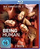 Being Human - Staffel 2 [Blu-ray]