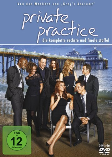 Private Practice Staffel 6 (3 DVDs)