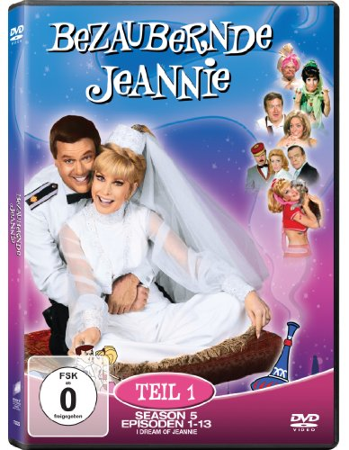 Bezaubernde Jeannie Season 5.1 (2 DVDs)