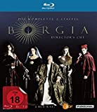 Borgia - Staffel 2 (Director's Cut) [Blu-ray]