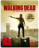 The Walking Dead - Staffel 3 (Uncut/Steelbook Limited Edition) [Blu-ray]