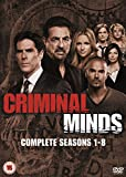 Criminal Minds - Series 1-8- Complete