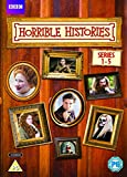 Horrible Histories - Series 1 - 5 (DVD)