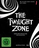 Twilight Zone - Staffel 1 [Blu-ray]