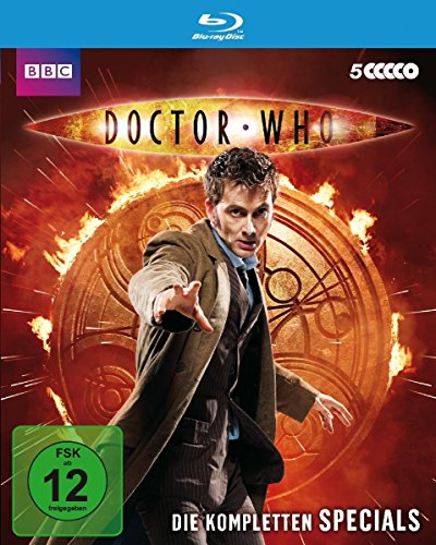 Doctor Who Die kompletten Specials [Blu-ray]