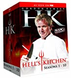 Hell's Kitchen - Seasons 1-10 [RC 1]