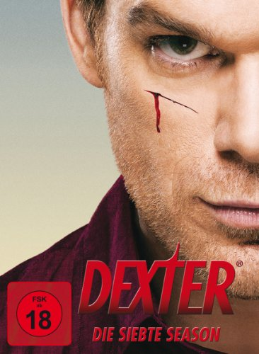 Dexter Staffel 7 (4 DVDs)