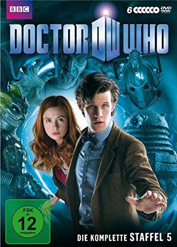 Doctor Who Staffel 5 (6 DVDs)