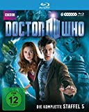 Doctor Who - Staffel 5 [Blu-ray]