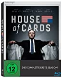 House of Cards - Season 1 [Blu-ray]