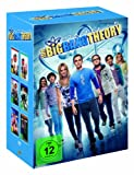 The Big Bang Theory - Staffel 1-6 (exklusiv bei Amazon.de) (19 DVDs)