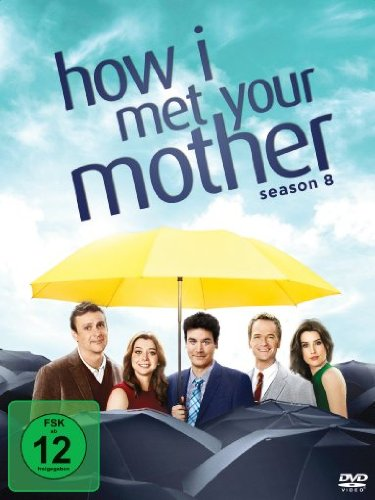 How I Met Your Mother Staffel 8 (3 DVDs)