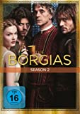 Die Borgias - Staffel 2 (4 DVDs)