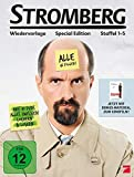 Stromberg - Staffel 1-5: Deluxe Edition (10 DVDs)