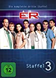 E.R. - Emergency Room Staffel 3 (7 DVDs)