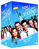 How I Met Your Mother - Staffel 1-8 Komplettbox (exklusiv bei Amazon.de) (25 DVDs)