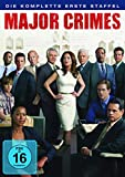 Major Crimes - Staffel 1 (3 DVDs)
