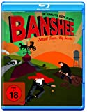 Banshee: Small Town. Big Secrets.