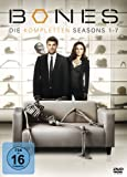 Bones - Season 1-7 Komplettbox (exklusiv bei Amazon.de) (39 DVDs)