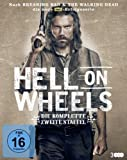 Hell on Wheels - Staffel 2 [Blu-ray]