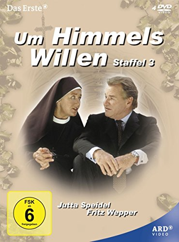 Um Himmels Willen Staffel  3 (4 DVDs)