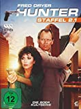 Hunter - Staffel 2.1 (3 DVDs)