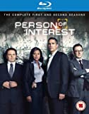Person of Interest - Seasons 1+2 [Blu-ray]