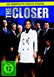 The Closer - Staffel 2 (4 DVDs)