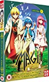 Magi: The Labyrinth of Magic - Series 1, Part 1 (3 DVDs)