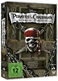 Pirates of the Caribbean - Die Piraten-Quadrologie (4 DVDs)
