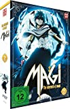 Magi: The Labyrinth of Magic - Box 2 (2 DVDs)