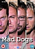 Mad Dogs - Series 1-4 (4 DVDs)