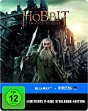 Top Angebot Der Hobbit: Smaugs Einöde Steelbook (exklusiv bei Amazon.de) [Blu-ray]