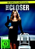 The Closer - Staffel 3 (4 DVDs)