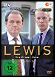 Lewis - Der Oxford Krimi - Staffel 6 (4 DVDs)