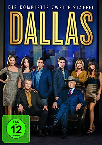 Dallas (2012) - Staffel 2 (3 DVDs) 2012 - Staffel 2 (3 DVDs)
