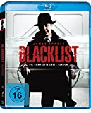 The Blacklist - Staffel 1 [Blu-ray]