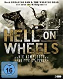 Hell on Wheels - Staffel 3 [Blu-ray]