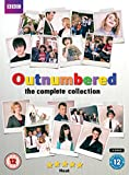 Outnumbered - Series 1-5 Box Set (9 DVDs)