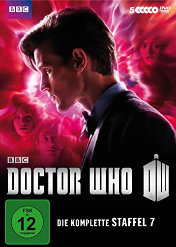 Doctor Who Staffel 7 (5 DVDs)