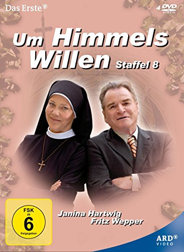 Um Himmels Willen Staffel  8 (4 DVDs)
